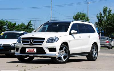 奔驰2014款GL63 AMG上市 售198.0万元