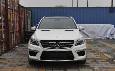 全新ML63 AMG价格发布 售价199.8万元