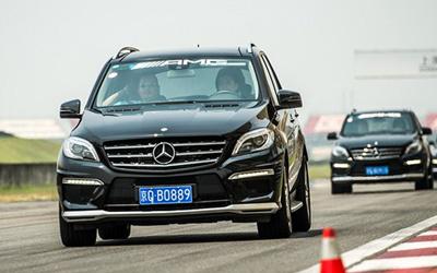 充实的课程 体验奔驰AMG驾驶学院上海站