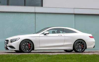 只为欢乐 奔驰S63 AMG Coupe皮卡改装图