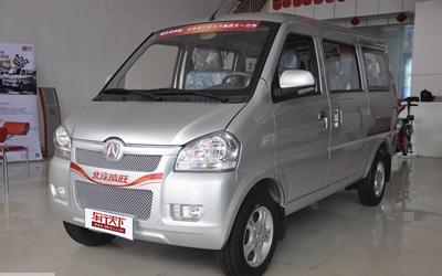 近期热门微型面包车导购 北汽威旺306