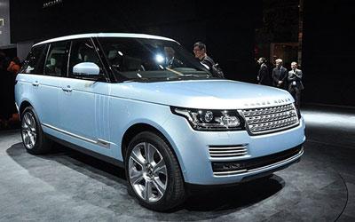 揽胜混动版12月将上市 3.0L柴油+电动机