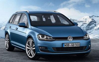 大众全新高尔夫旅行轿车将登陆中国市场