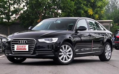 将于10月推出 一汽-大众奥迪新款A6L