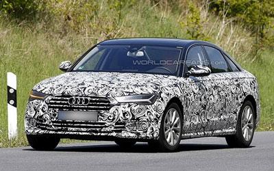将于巴黎车展发布 确认奥迪新款A6/S6