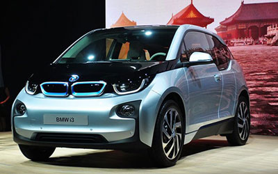 将于9月进口国内 宝马i3/i8新能源车型