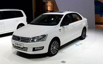 上海大众7款纪念版于2014成都车展上市