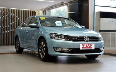 低价小排量增压中型车 上海大众帕萨特推荐