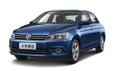 2015款捷达郑州现车有售 优惠0.2万元