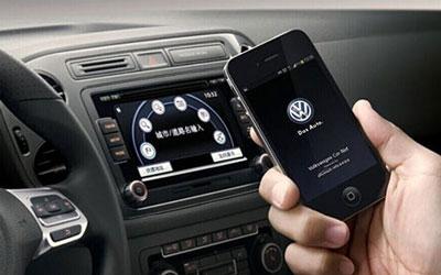 进口大众多款车搭载车联网系统 4年免费