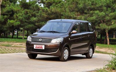 东风小康风光330实用型上市 售4.29万元