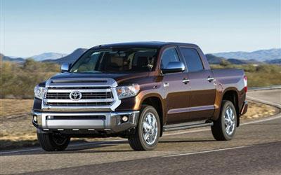 丰田全新坦途专利申报图 有望引入国内