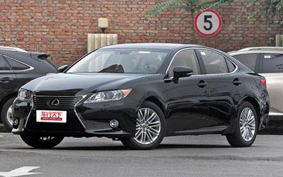 雷克萨斯ES增两款车型 售37.10-41.10万