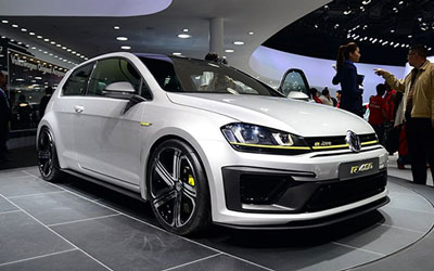 量产高尔夫R400将2015年发布 420马力