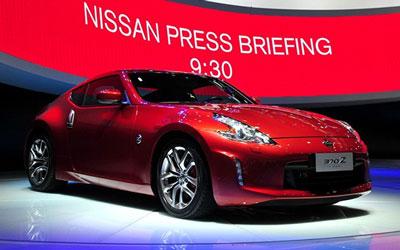 日产新款370Z售52.5万元 2014广州车展