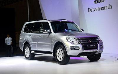 新款帕杰罗售39.8万元起 2014成都车展