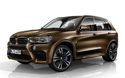 宝马发布X5 M/X6 M个性定制版车型官图