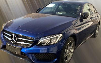 曝标准轴距北京奔驰C级车 或2015年上市