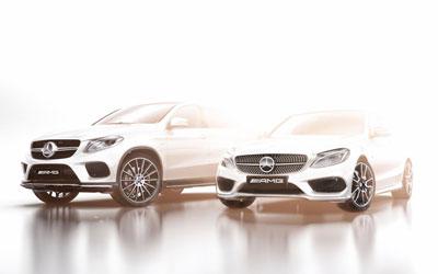 奔驰将推出AMG Sport系列 北美车展亮相