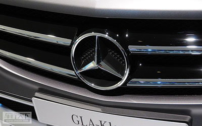 奔驰或更换SUV车型命名 更易分辨级别