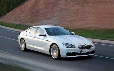 宝马新款6系/新款M6将于2015年1月首发