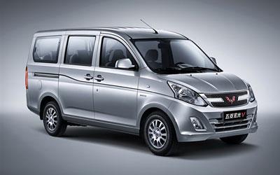 五菱宏光V动力信息发布 共推出6款车型