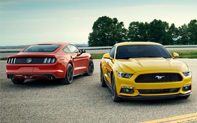 福特Mustang上市 售39.98万-42.98万元