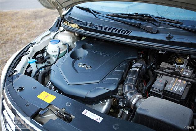奇瑞e3发动机仓结构图片