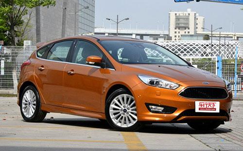福特新款福克斯6月上市 搭三款动力总成
