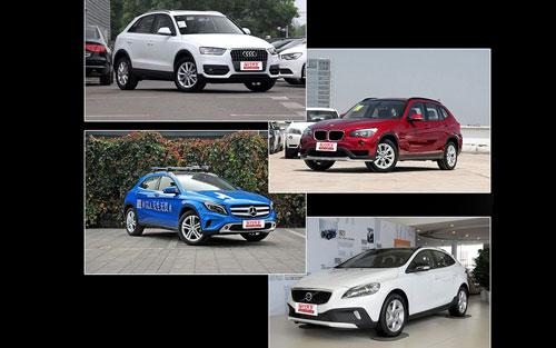 买车不用多花钱 豪华品牌紧凑型SUV推荐