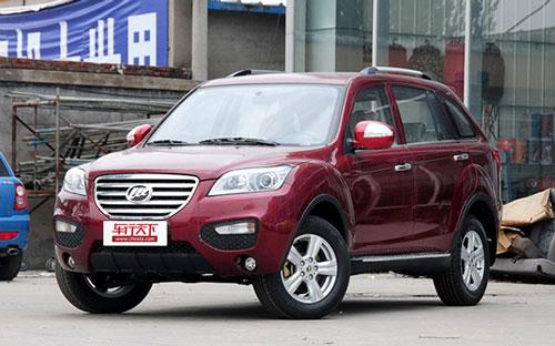 力帆X60增两款手动版车型 售7.4498万起