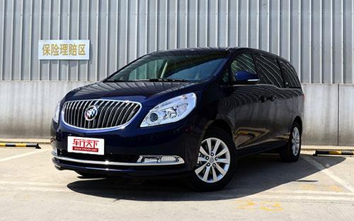 别克GL8 2.4L新车型上市 售30.99万元