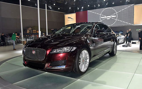 捷豹新一代XF将于9月国内上市 轴距增加