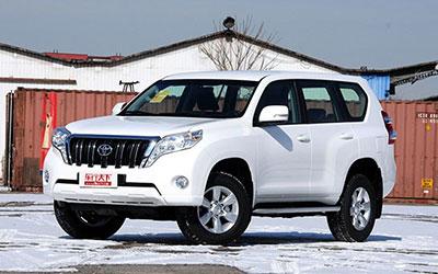 国产普拉多3.5L车型将于9月24日上市