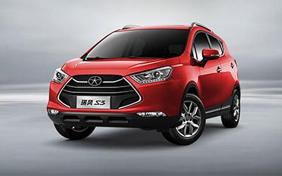 江淮瑞风S3新增车型上市 售价7.88万元