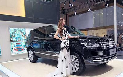 捷豹路虎全系亮相2015郑州国际车展