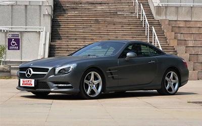 换3.0T 奔驰SL售106.8万起