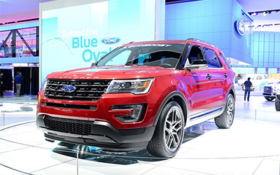 金牛座等 福特下半年将在国内推5款新车