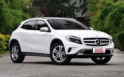 北京奔驰新款GLA上市 售价26.98-39.80万