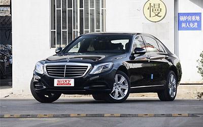 2016款奔驰S级上市 售价110.8-249.8万元