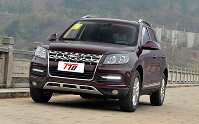 2016款野马T70升级版  紧凑SUV新引擎