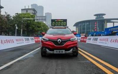 借力体育营销 东风雷诺中国车市强势起跑