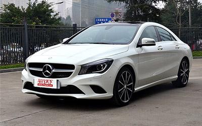 新款奔驰CLA级上市 售价26.60-37.80万元
