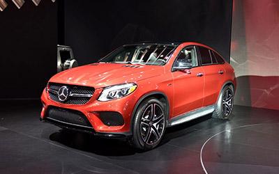奔驰GLE Coupe将于9月在国内正式上市