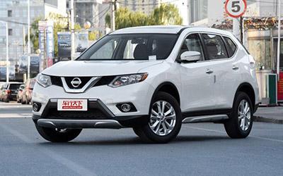 东风日产奇骏2.0L新车型上市 售价20.98万