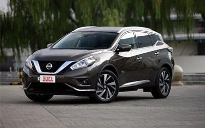 日产楼兰新车型上市 售价31.28-33.38万元