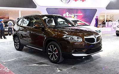2016款中华V5正式上市 售价8.98-10.58万