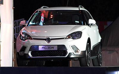 上汽新MG 3SW正式上市 8.77万元起