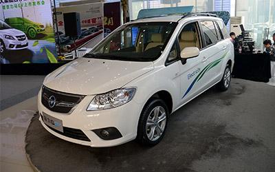海马汽车普力马EV正式上市 售价21.68万元