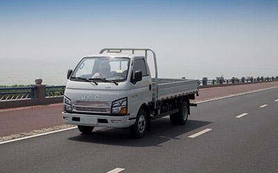 货运轻卡新典范 新生代康铃K5将于7月上市